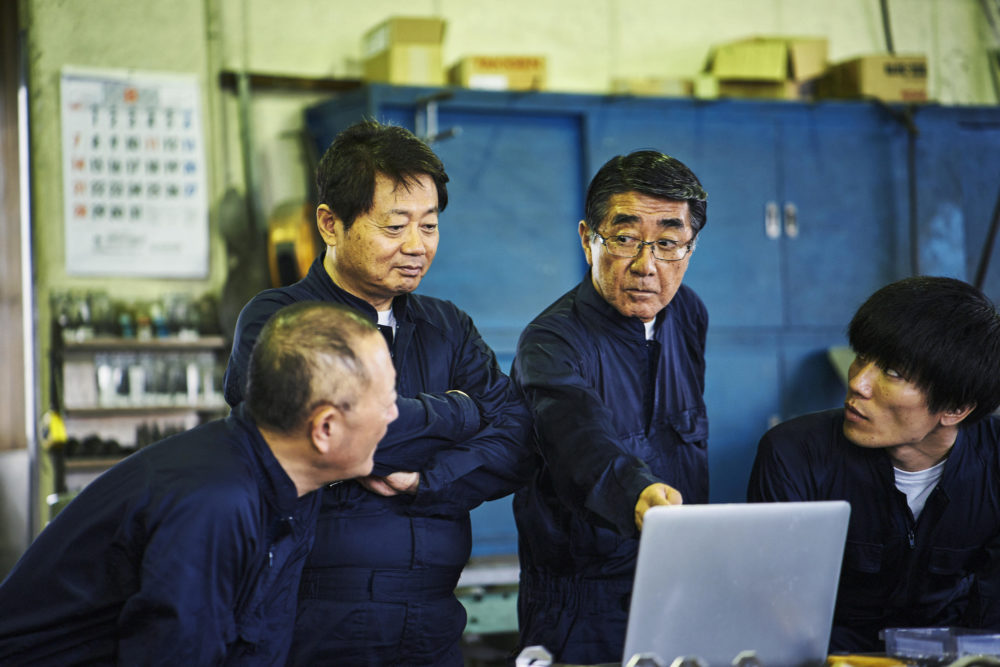 広島市安佐北区の弁護士事務所(美北さくら法律事務所)の企業法務解決(イメージ)